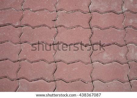 stone block - stock photo