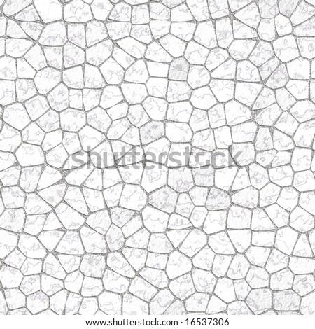 stone blocks seamless texture - stock photo