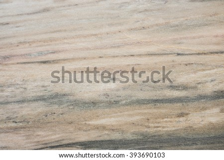 stone marble slab, smooth stone facing - stock photo