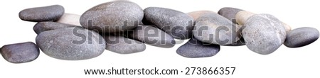 Stone, Pebble, Rock. - stock photo