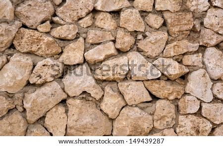 stones texture- background - stock photo