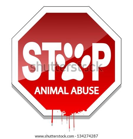 Stop Animal Abuse Slogans