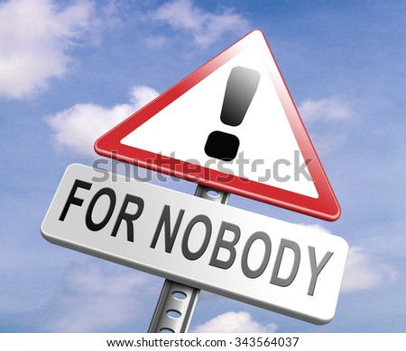 stop for nobody keep moving and going dont give up - stock photo