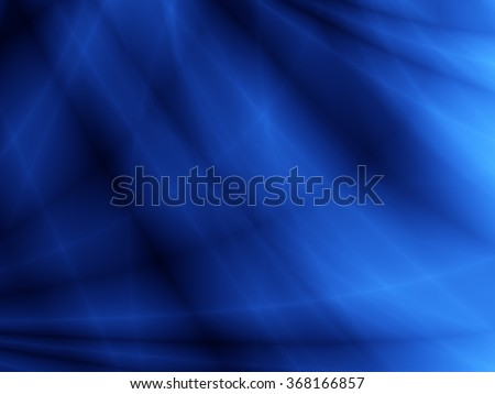 Storm blue dark abstract unusual pattern graphic design - stock photo
