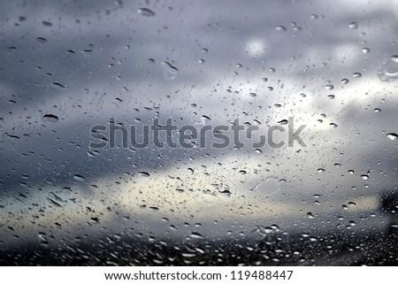 Stormy Day - stock photo