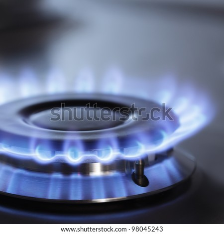 stove - stock photo