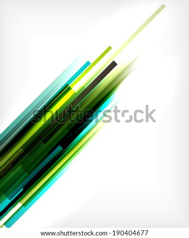 Straight lines abstract background.  - stock photo