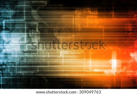 Strategic Management and Resource Planning in a Business - stock photo