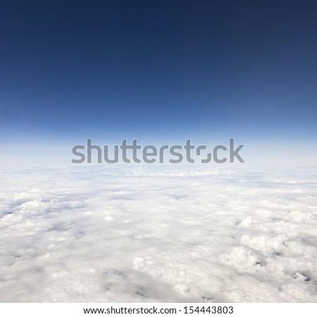 Stratosphere - stock photo