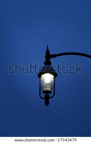street light - stock photo