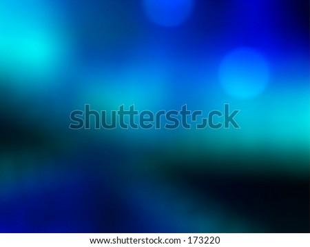 Streetlight Abstract - stock photo