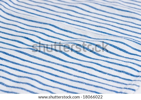 Stripe texture cloth - stock photo