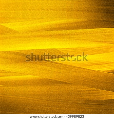 Strong easter yellow background - stock photo