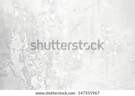 Stucco wall texture, grunge background - stock photo