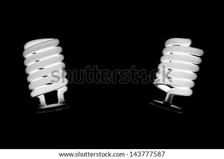 Studio Lighting/Tesla Tower - stock photo