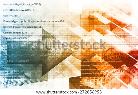 Stylish Club Record Spin Background with Dance Art - stock photo
