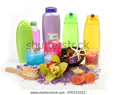 Subjects for care of a body  - stock photo