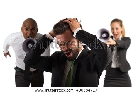 Submit an employee - stock photo
