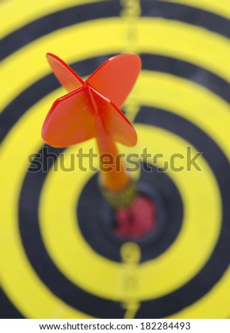 success in business or marketing, communication expert - stock photo