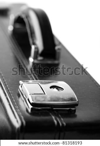 suit case - stock photo