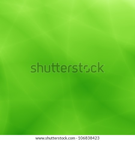 Summer green abstract background - stock photo