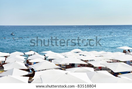 Summer vacation - stock photo