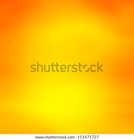 Summer yellow gradient background - stock photo
