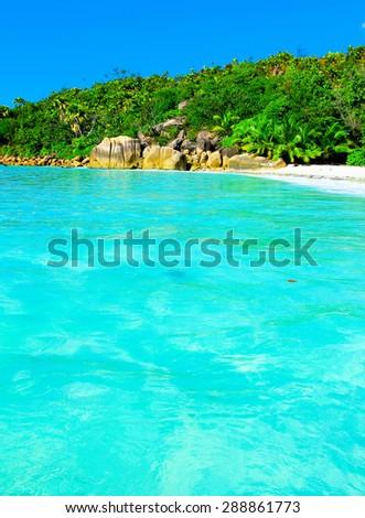 Summertime Bay Sea  - stock photo