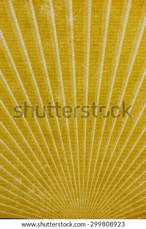 Sunbeams grunge background. A vintage - stock photo
