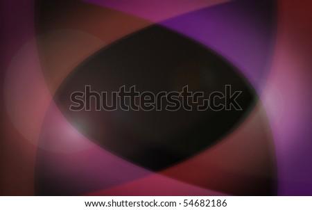 Sunrise discs - stock photo