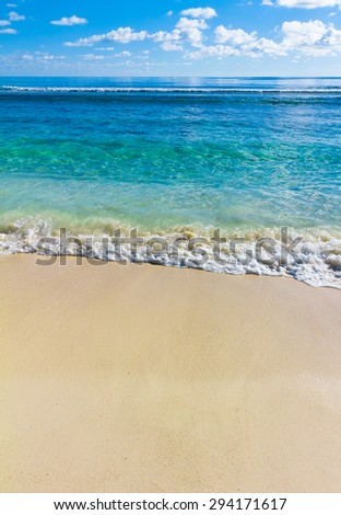 Surf Tide Waves  - stock photo