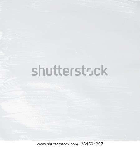 Surface covered with a thick layer of a fresh oil paint as a background texture composition - stock photo