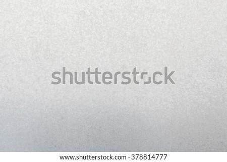 surface of aluminium plate, silver grow - stock photo