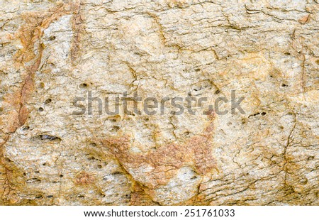 Surface stone texture, background. - stock photo