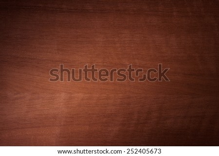 Surface Wooden Table. Top View of Desk with Copy Space for Text or image. Wood Texture Background. - stock photo