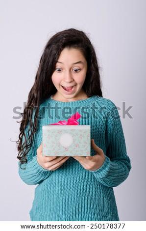 Surprise - stock photo