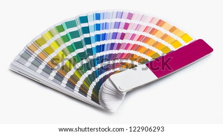 Swatch - stock photo