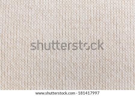 Sweater Texture - stock photo