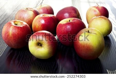 Sweet apple. - stock photo