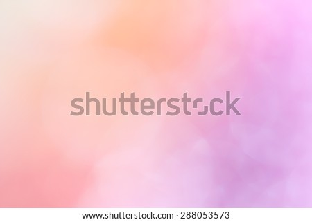 sweet color and soft background  - stock photo