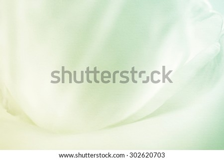 sweet color rose petal in soft and blur style on mulberry paper texture - stock photo
