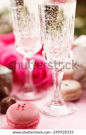 sweet presents - stock photo