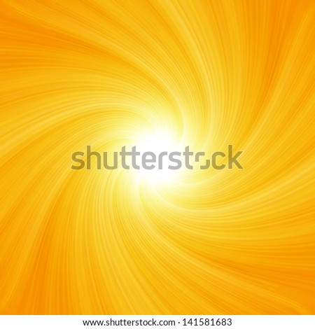 swirl shiny lights background, abstract summer fun background - stock photo