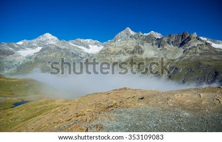 Switzerland, Zermatt - stock photo