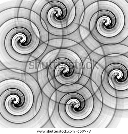 Symmetrical grunge background - stock photo