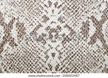 synthetic leather textures - stock photo