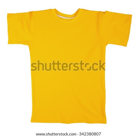 T-Shirt. - stock photo