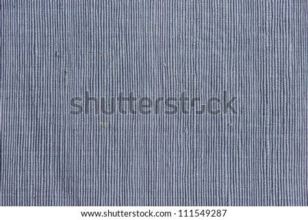 Table cloth blue texture, can be use for background purposes - stock photo
