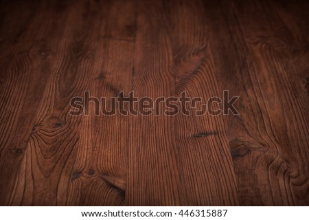 Table wood texture. Wooden plank background - stock photo
