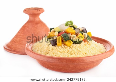 tajine - stock photo